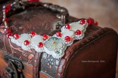 Necklace by Halyna Nechyporuk   2016