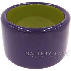 Authentic-HERMES-Bangle-Bracelet-Size-S-Accessory-Purple-Vietnam-GR-1568370