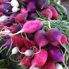 Farmers market!   Ingredient color