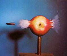 Bullet through Apple - Harold Edgerton