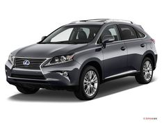 2013 Lexus RX Hybrid Pictures: Angular Front | U.S. News Best Cars