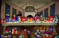 Europe in one pic - 9GAG