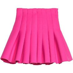 Ladies Cute Pleated Skirt (2015 RSD) ❤ liked on Polyvore featuring skirts, bottoms, pink, pink skirt, knee length pleated skirt, pink pleated skirt and pleated skirt