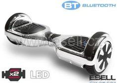 Kolonožka standard S6 bluetoth bílá