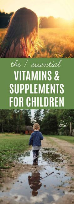 kids nutrition The 7 best vitamins & supplements for children: necessary nutrients kids need to build a good immune systems & be optimally healthy. Supplements For Anxiety, Magnesium Supplements, Supplements For Women, Natural Supplements, Nutritional Supplements, Brain Supplements, Kids Nutrition, Nutrition Tips, Nutrition Plans