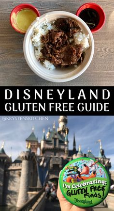 Did you know you can easily eat GLUTEN FREE at the happiest place on earth? Disneyland California Adventure, Disney California, Disney Outfits, See Photo, Gluten Free, Earth, Meals, Dishes, Community