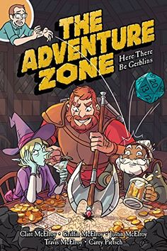 The Adventure Zone: Here There Be Gerblins First Second
