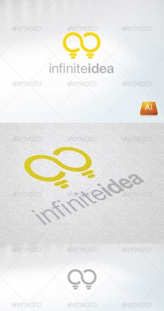 infiniteidea — Vector EPS #share #idea • Available here → https://graphicriver.net/item/infiniteidea/839505?ref=pxcr