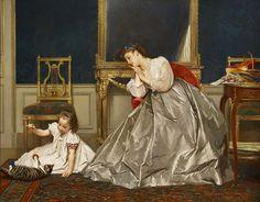 De Jonghe, Gustave Leonhard_Divertissement