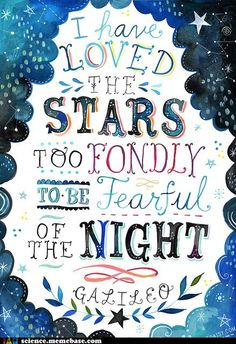 I have loved the stars too fondly...      Dream, dream, dreaming.... <3