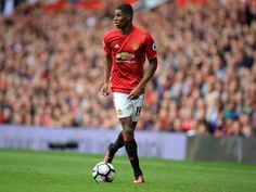 Real Madrid considering move for Manchester United teen Marcus Rashford?
