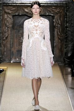 Valentino Spring 2012 Couture Collection Slideshow on Style.com