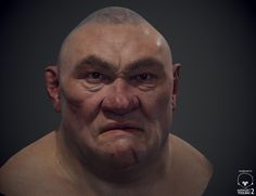 Ogre , adam skutt on ArtStation at https://www.artstation.com/artwork/lNBdz