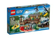 LEGO® City 60068 - Úkryt zlodeja