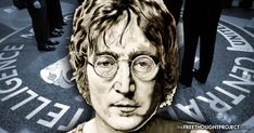 An earth-shattering book claims the CIA trained Mark David Chapman to kill iconic John Lennon in order to stifle the radicalization of the left and quash the anti-war movement.