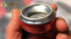 Bushcraft, Alcohol, Silver Rings, Trekking, Jewelry, Blog, Portable Stove, How To Build, Tin Cans
