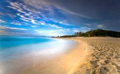 1920x1200 widescreen backgrounds beach