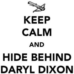 The Walking Dead.  If you've seen it, you get this.