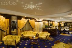 Robuchon a Galera restaurant at Grand Lisboa Hotel and Casino in Macau