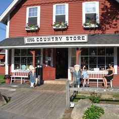 1856 Country Store in Cape Cod Candy Stores, Old Country Stores, Vintage Country, General Store, Vintage Recipes, Family Traditions, Cape Cod, Grocery Store, Old Things
