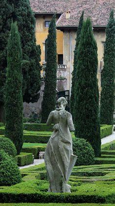 Giusti Garden   Veronetta, Verona, Veneto, Italy