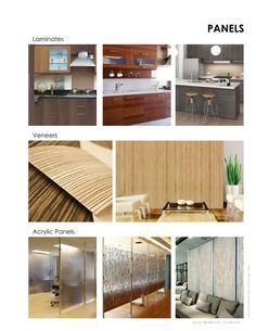 Acrylic Panels, Company Profile, Home, Ad Home, Homes, Company Profile Design, Haus, Houses