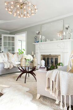 Romantic Livingroom | interior design | wehearthome.de