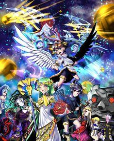 Super Smash Bros Videos, Chibi, Super Smash Ultimate, Kid Icarus Uprising, Video Game Art, Video Games, Sonic And Amy, Fun Games, Manga Art