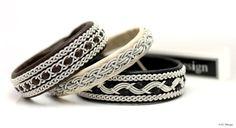 Sami bracelets by AC Design handmade in Sweden www.acdesign.se #acdesign #bracelet #christmasgift #jewellery #lapland #saami #sweden