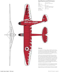Vintage glider. I love the paint scheme.