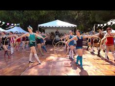 Decobelles at the Gatsby Summer Afternoon 2016 - YouTube