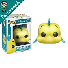 Disney Figurine pop Polochon La Petite Sirène