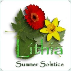 Incense: Sage, mint, basil, Saint John's Wort, sunflower, Lavender  Decorations: Dried herbs, potpourri, seashells, summer flowers, and fruits.  Colours: blue, green, and yellow    Midsummer or the Summer Solstice is the most powerful day of the year for the Sun God. Because this Sabbat glorifies the Sun God and the Sun, fire plays a very prominent role in this festival. The element of Fire is the most easily seen and immediately felt element of transformation.