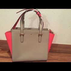 Kate Spade Cedar Street Small Hayden New with tag. Never used. Good shape.come with dust bag kate spade Bags Shoulder Bags