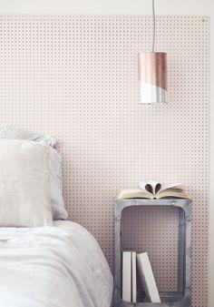 DIY Une tête de lit ultra simple pour un effet chic ! 10 autres projets DIY de tête de lit sur le blog