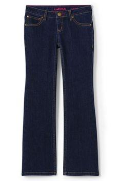 9a8cab5d4905b Girls 5 Pocket Bootcut Jeans Little Girl Leggings, Girls In Leggings,  Leggings Are Not