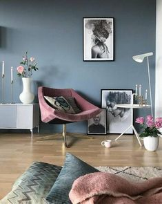 Super living room decor purple grey green ideas #roomdecor #livingroom #decor