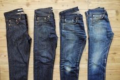 Evolution #companion #denim