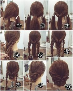 Top Hairstyles for Wedding And Proms, classic wedding hairstyles Work Hairstyles, Braided Hairstyles, Wedding Hairstyles, Black Hairstyles, Short Hair Prom Updos, Easy Hairstyles For Prom, Drawing Hairstyles, Saree Hairstyles, Hair Arrange
