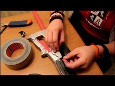 Taller de Softcombat - Espada de Kirito - YouTube