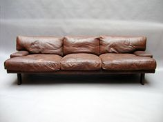 "Comfy Leather Couches greatroom - lancaster leather sofa, 96"" - italian brompton in"