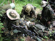 older pic of KSK-troopers (from 2001) KSK = Kommando Spezialkräfte SF of the German Army