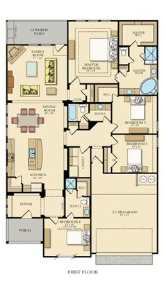 e2564c5ed929ebab1714bdc9bc898365--new-home-plans-new-homes Kershaw Floor Plan House on
