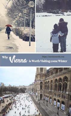 #Austria along with its neighbouring countries are a popular winter destination. Here are a few reasons  Why #Vienna is Worth Visiting come #Winter.