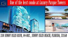 Condo for sale 330 SUNNY ISLES BLVD,Apt 4-802 , SUNNY ISLES BEACH, FLORIDA