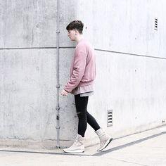 #ootd with my dusty pink edit over on gallucks.com ( @mikkoputtonen)