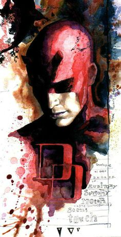 Daredevil by David Mack