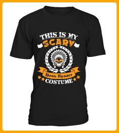 SCARY BOOK READER - Halloween shirts (*Partner-Link)