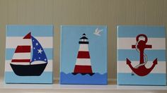 Hey, I found this really awesome Etsy listing at http://www.etsy.com/listing/150768179/nautical-nursery-decor-wall-decor