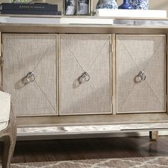 Glass Bedroom Furniture, Pallet Furniture, Furniture Decor, Sideboard Buffet, Joss And Main, Claire, Homes, Cabinet, Storage